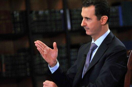 "Асад усомнился в победе США над ""Исламским государством"""