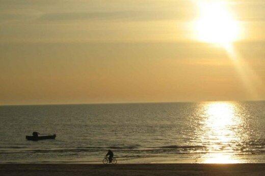 Эксперт: в Балтийском море есть мертвые зоны размером с Латвию