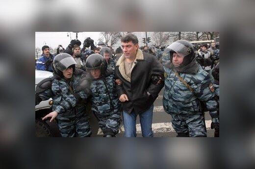Немцов: у России могут отнять Олимпиаду