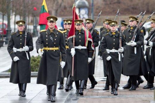Alsėdžiuose - renginiai, skirti kariuomenės ir visuomenės vienybės dienai