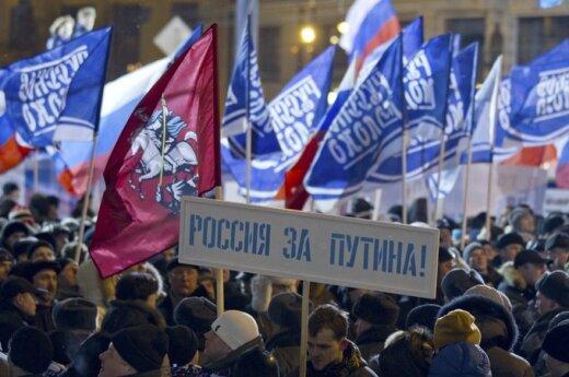 Rosja: Wybory – sprawdzian dla partii i liderów