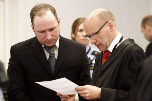 Norwegia: Breivik przyznał się, że strzelał do tych, którzy wyglądali na bardziej lewicowych