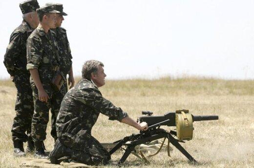 Ukraina: Skradziono 80 czołgowych karabinów