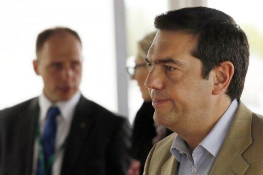 Greek PM Alexis Tsipras