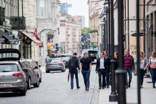 Владельцы кафе подсчитали нанесенный во время реконструкции ул. Вильняус ущерб