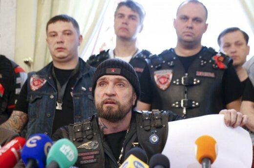 Chirurg: Doigracie się ze swoją rusofobią. Kolejni motocykliści nie wpuszczeni na Litwę