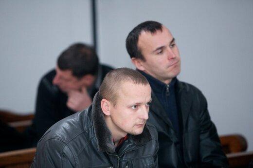 Antanas Tamošiūnas ir Artūras Kilijonas