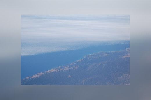Ramiojo vandenyno pakrantė, Kalifornija