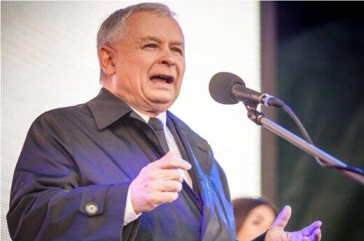 Kaczyński za bojkotem Euro 2012 na Ukrainie