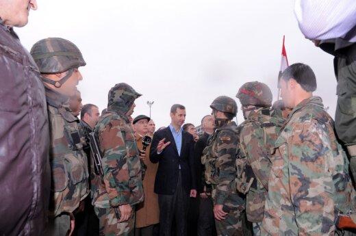 Syria: Asad przygotowuje się do rzezi