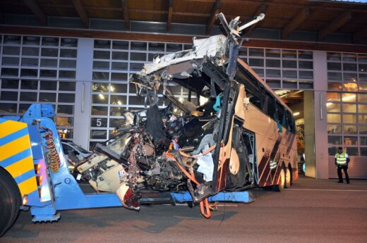 Трагическое ДТП в Швейцарии: среди погибших были и голландцы