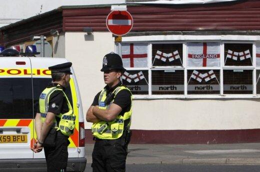 Anglia: Brutalnie pobity Polak znaleziony na ulicy