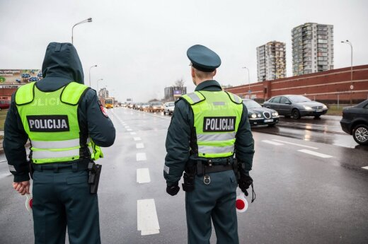 Lithuanian PM calls for better training of police officers