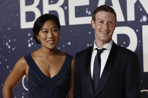 Markas Zuckerbergas, Priscilla Chan
