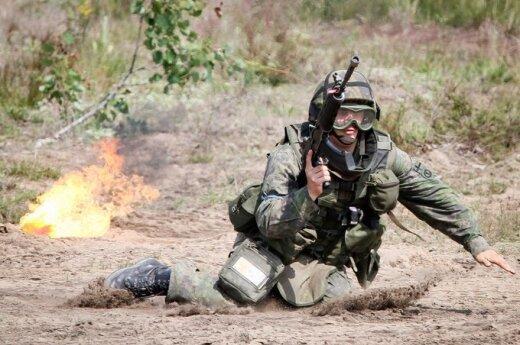 Karinės nuotraukos konkursas. Išrinkite įdomiausią