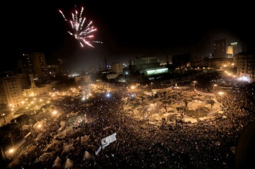 Kairas švenčia