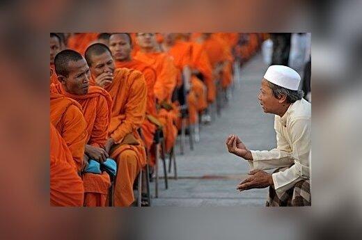 Budistai