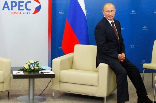 Ukraina: Naga fanka Putina szturmowała ambasadę FR w Kijowie