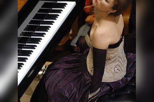 В филармонии имени Магомаева выступила Муза Рубацките