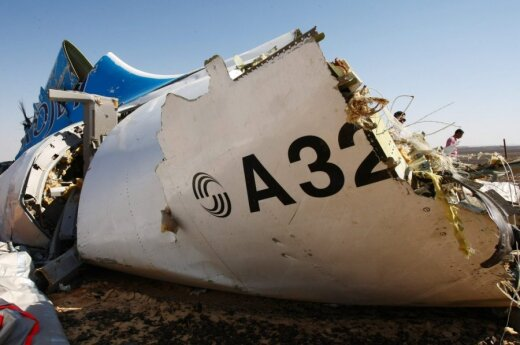 Источники Reuters подтвердили причастность ИГ к крушению А321 над Синаем