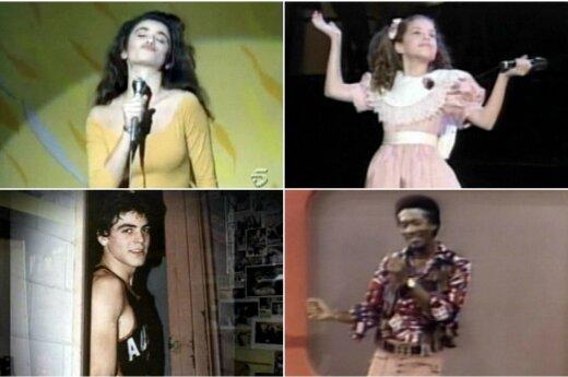 Penelope Cruz, Anna Kendrick, George Clooney, Morganas Freemanas