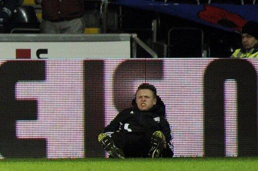 """Футболист """"Челси"""" ударил ногой мальчика, подававшего мяч"""