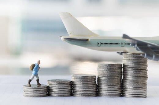 Patarimai, kaip išvengti finansinių nuostolių kelionėse