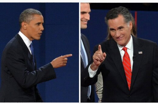 USA: Prezydencka debata. Zwycięstwo Romney'a