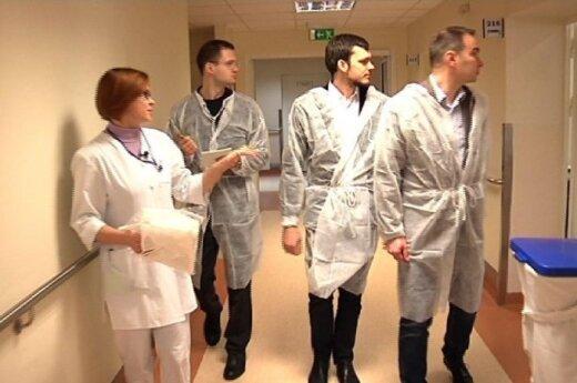 """""""Startas"""": geresnių sprendimų paieškos verslininkus nuveda net į ligoninę (I)"""