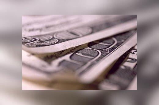 Doleris, pinigai