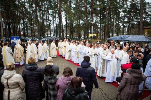 Konsekracja kościoła pw. bł. ks. Michała Sopoćko w Czarnym Borze