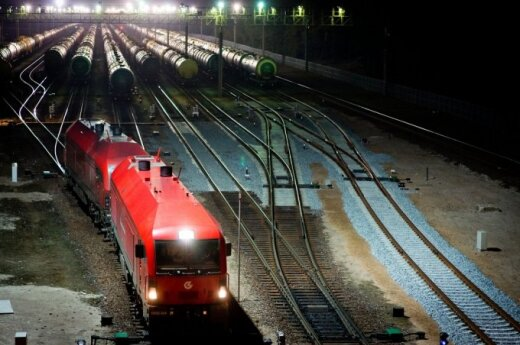 Transhipment of Lithuania's Klaipėdos Nafta grows