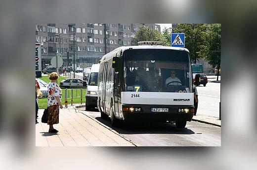 Autobusas, transportas