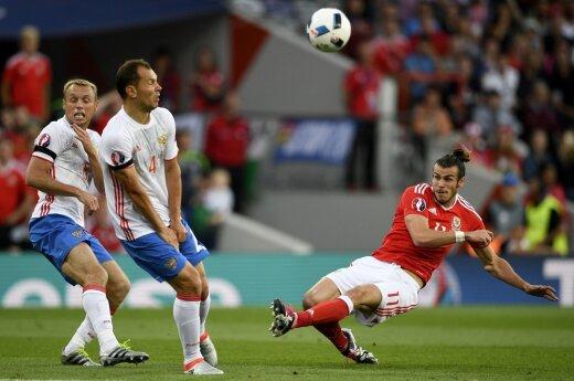 Сборная России покидает Евро-2016, крупно проиграв Уэльсу