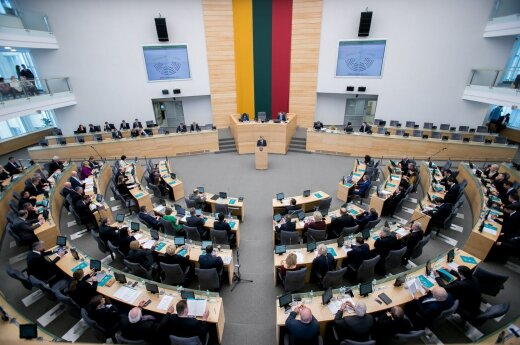 Seimas starts its Spring session