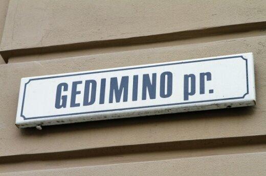 Vilniaus valdžia Gedimino prospektą gaivins atnaujindama automobilių eismą