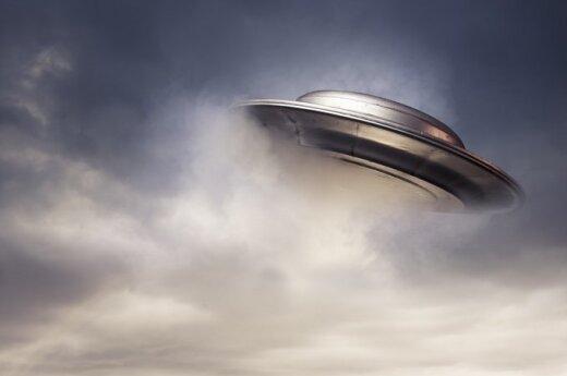 Wielka Brytania: UFO nad Wyspami