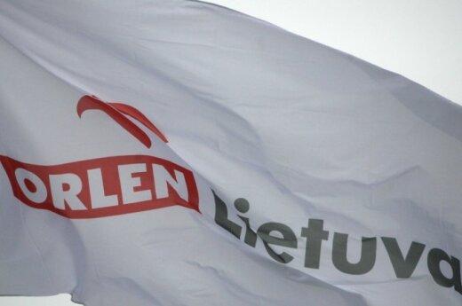 Strajk w Orlen Lietuva