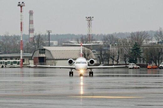 Nowe loty Wilno – Kraków
