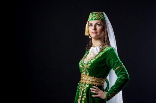 Tatar Youth leader Maria Meišutovič