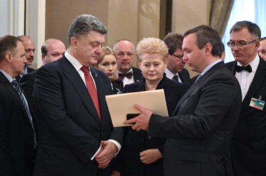 Президент Литвы: помощь Украине будет предоставляться по её потребностям