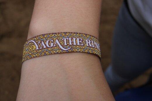 """Pirmoji diena """"Yaga Gathering 2013"""": prabangi kelionė ir įspūdingos dekoracijos"""