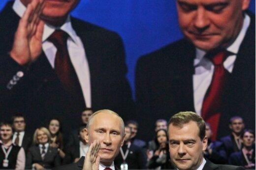 Maciążek: Co dalej z Miedwiediewem?