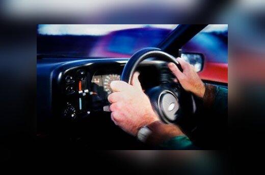 vairuoti, vairas, automobilis