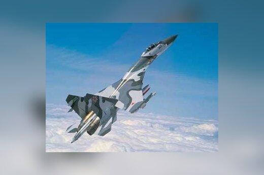 """Су-27. Фото пресс-службы компании """"Сухой"""""""