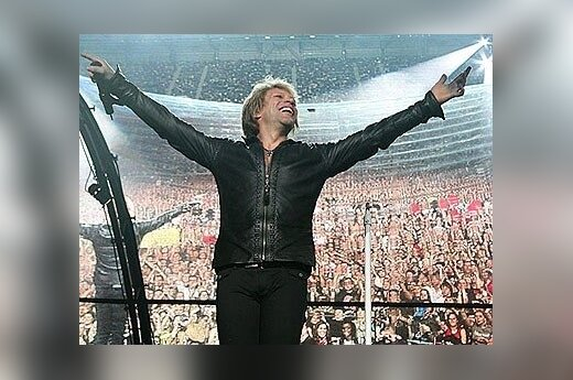 Bon Jovi pokazuje, że może