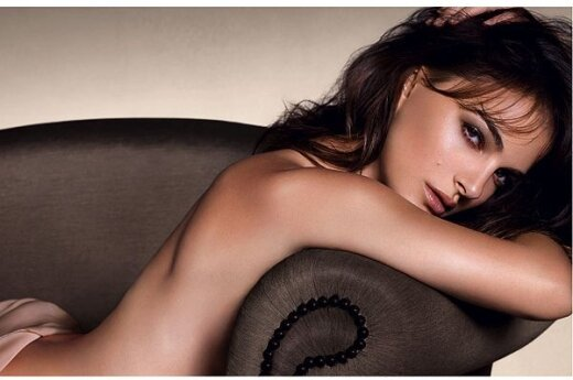 "Natalie Portman (""Dior"" nuotr.)"