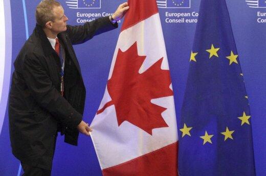 Как на Литве скажется торговый договор ЕС и Канады?