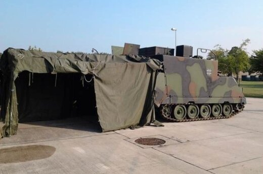 Литовская армия покупает у Германии 168 бронетранспортеров