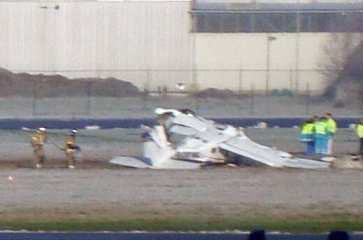 Belgia: Katastrofa lotnicza